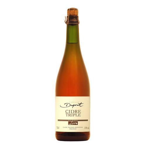 Dupont Cidre Triple 75cl