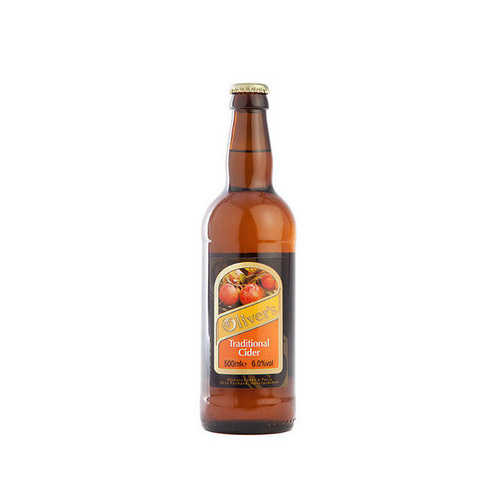 Oliver's Traditional Cider 50cl