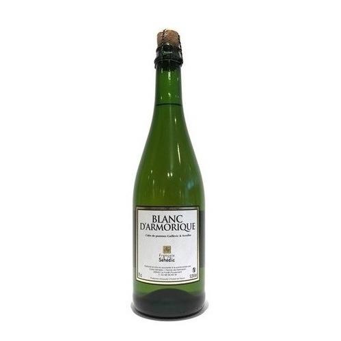 François Séhédic Cidre Blanc D'Armorique 75cl