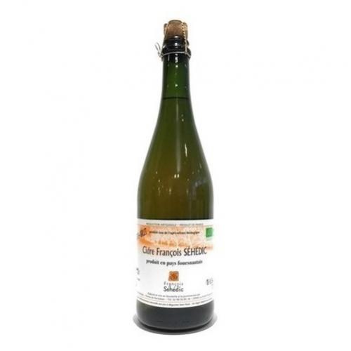 François Séhédic Cidre Extra-Brut 75cl