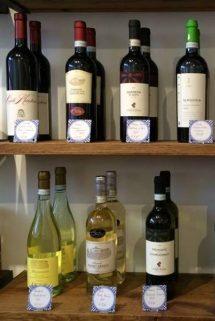 Italiaanse wijn bij Appels en Peren