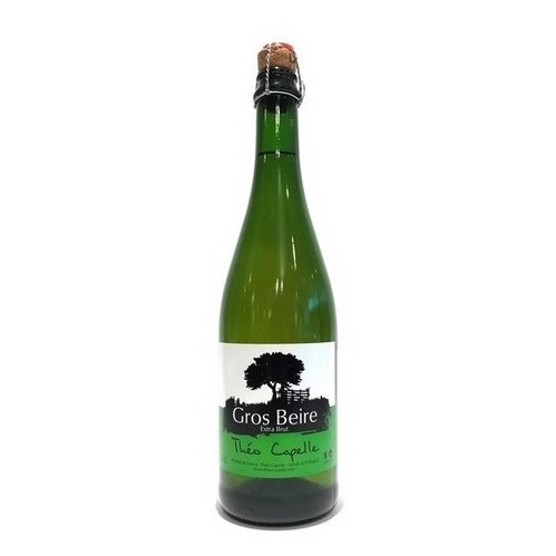 Théo Capelle Gros Beire Cidre Extra Brut 75cl