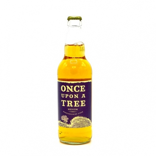 Once Upon A Tree Medium Cider 50cl