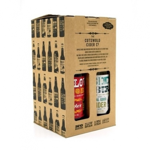 Costwold Cider Gift Box