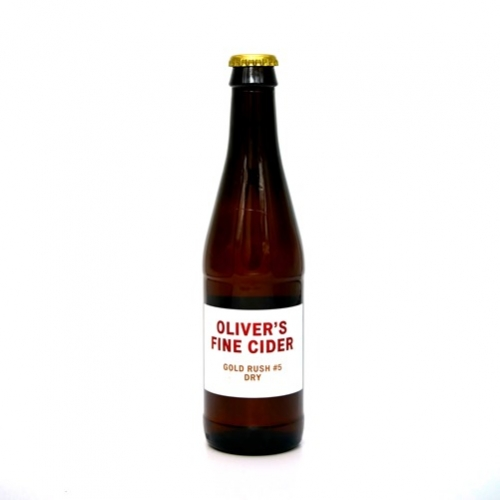 Oliver's Gold Rush #5 33cl