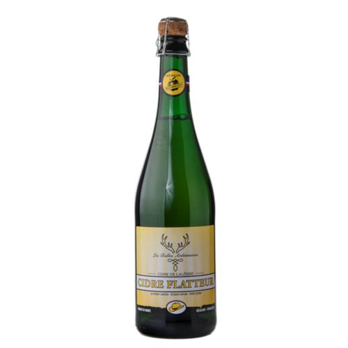 Les Bulles Ardennaises Cidre Flatteur 75cl