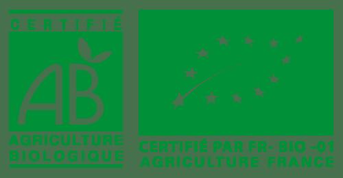 Biologisch gecertificeerd logo France