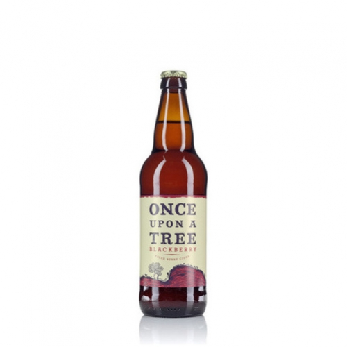 Once Upon A Tree Blackberry Cider 50cl
