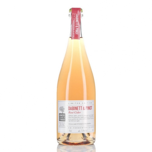 Once Upon A Tree Dabinett & Pinot 75cl