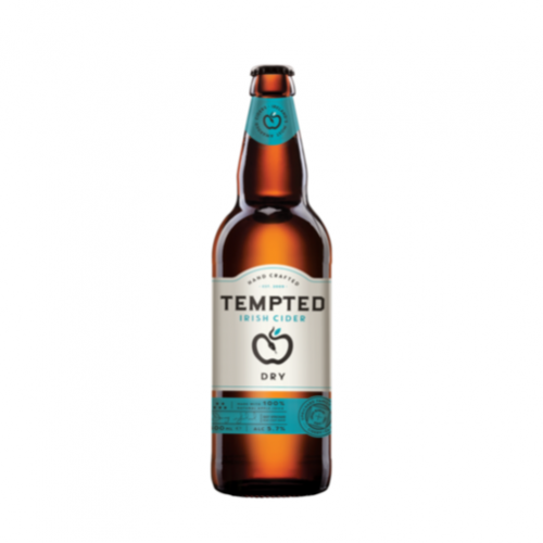 Tempted Cider Dry 50cl