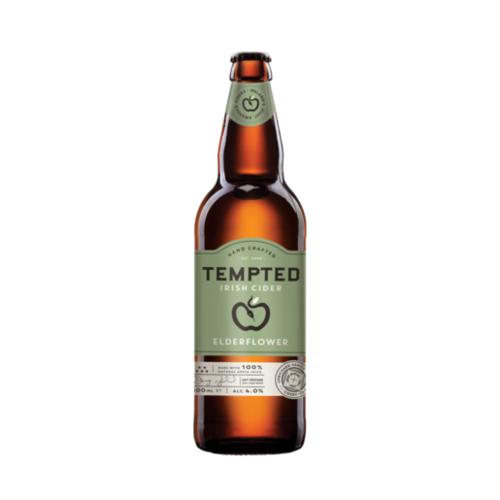 Tempted Cider Elderflower 50cl