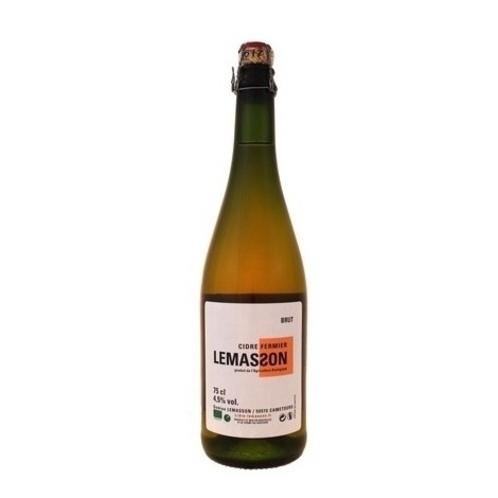 Lemasson Cidre Brut 75cl
