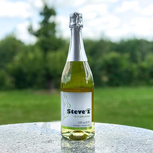 Steve'z Peer & Bubbel 75cl